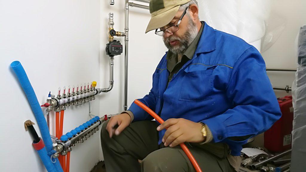 Ремонт и монтаж вентиляции, водоснабжение и отопления в Самаре | ДИКС