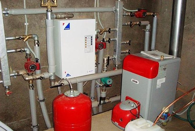 Как выбрать газовый котел отопления для частного дома