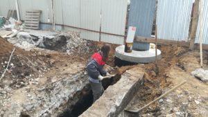 Прокладка ливневой канализации в Самаре