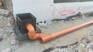 Монтаж ливневой канализации в коттедже | Дикс-Самара