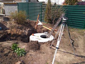 Ливневая канализация в коттедже в Самаре - разработка проекта и монтаж   ДИКС