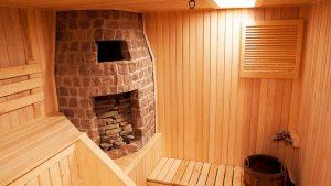 вентиляция бани и бассейна