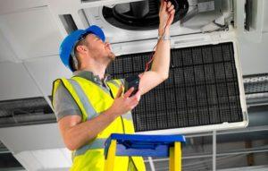 Профессиональный ремонт вентиляционных систем