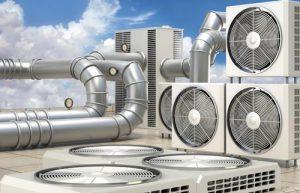 Обслуживание и ремонт вентиляции   Дикс Самара