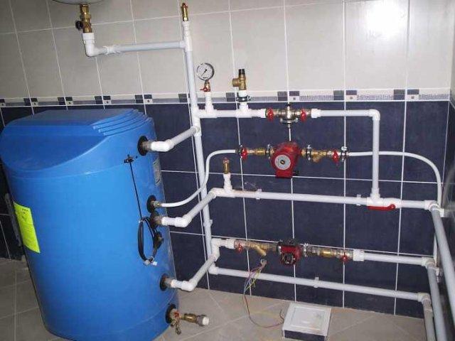 замена водопровода в Самаре и в Самарской области